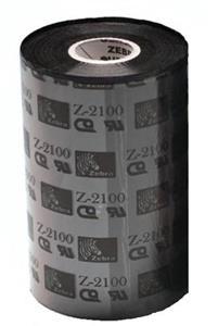 Zebra páska 2100 Wax. šířka 102mm. délka 450m