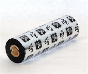 Zebra páska 3200 Wax/Resin., šírka 110, dĺžka 74m, cena za 1 kus (12ks v balení)