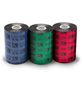 Zebra páska 4800 resin. šířka 80mm. délka 450m, cena za 1 kus (12ks v balení)