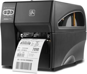 Zebra ZT220 DT, 203dpi, RS232+USB+LAN