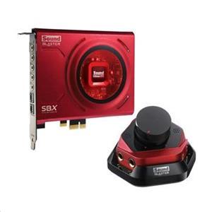 Zvuková karta Creative SB ZX, PCIE